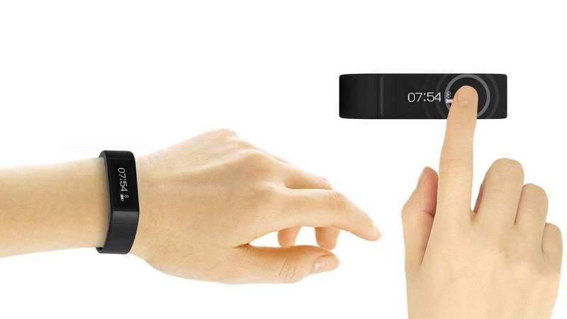 Smart Bracelet Bluetooth 4.0 Negro