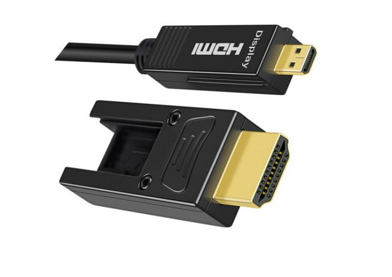 CABLE OPTICO HDMI 2.0 DE 10 METROS