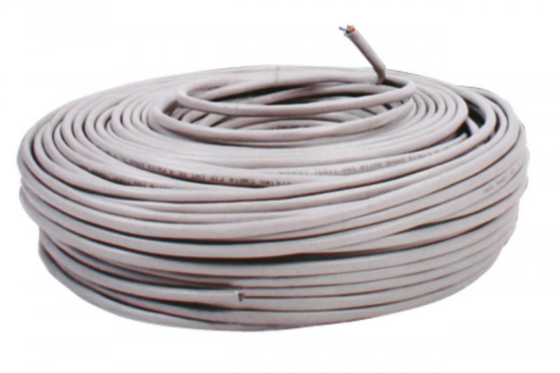 Cable de flexible red UTP CAT5e bobina 305m